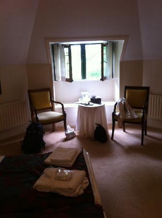 """Kasteel de Essenburgh : Castle Room named """"Spiekerhierden"""""""