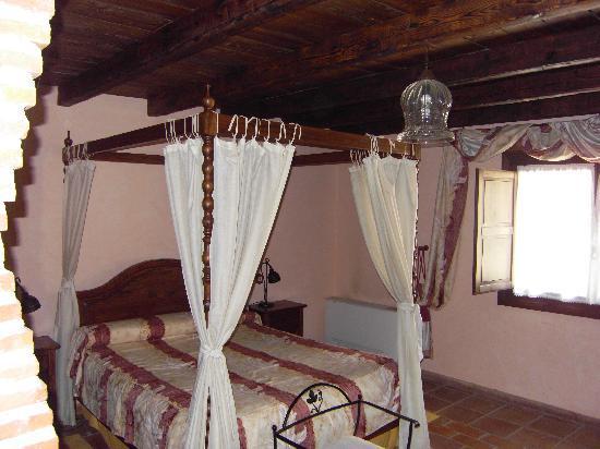 La Posada Ducal: habitacion ducal suite