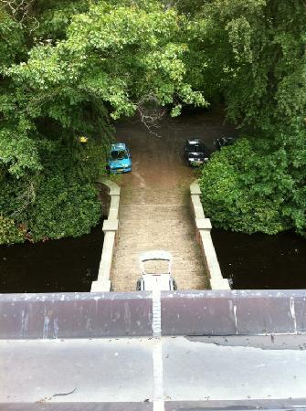 Kasteel de Essenburgh: View from room