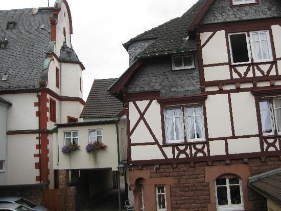 Gasthof Centgraf: Blick aus dem Fenster