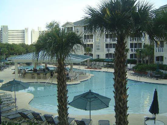 Holiday Inn Club Vacations Myrtle Beach - South Beach: Pool