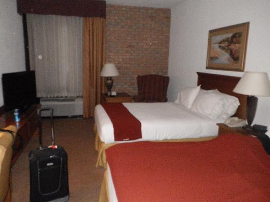 Holiday Inn Express San Antonio Airport: Double bed room