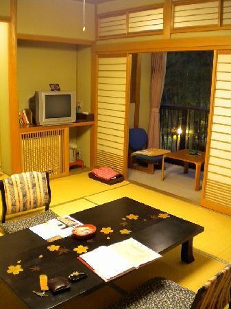 Takashimaya: 部屋