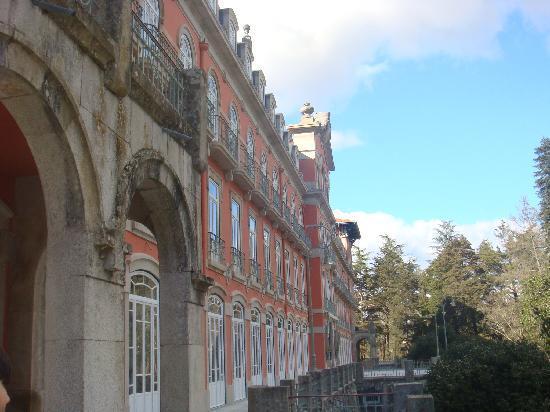 Vidago Palace Hotel: A real Palace, very impressive