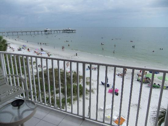 view from the balcony of 3D