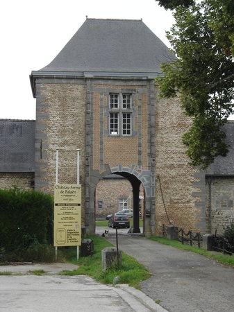 Chateau Ferme de Falaen