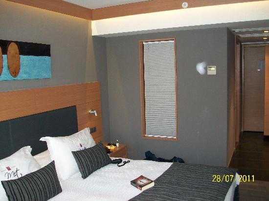 Met Boutique Hotel: Standard Bedroom