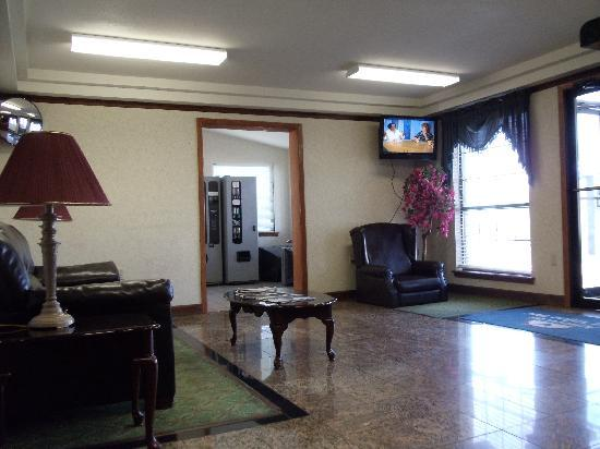Americas Best Value Inn Forrest City: Office