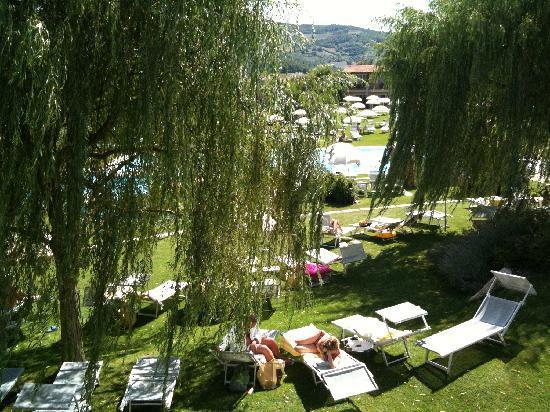 Hotel Adler Thermae Spa & Relax Resort: per il benessere della vista