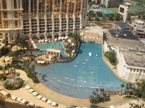 Pool Villa Picture Of Banyan Tree Macau Macau Tripadvisor