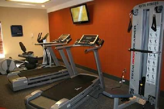 Hampton Inn Port Huron: fitness center