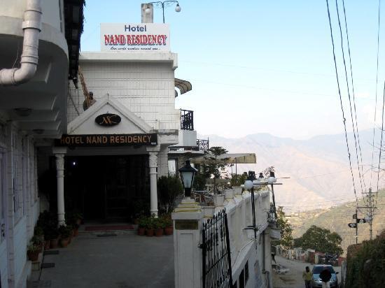 Hotel Nand Residency: hotel