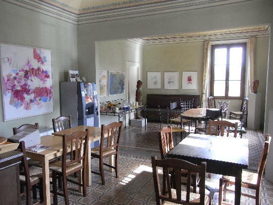 Albergo San Lorenzo: Sala colazione