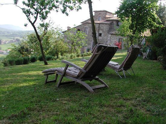 Albergo San Lorenzo: Relax in giardino