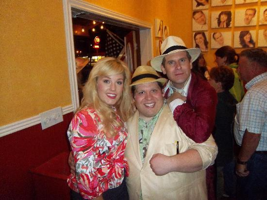 Playmill Theatre: Dirty Rotten Scoundrels