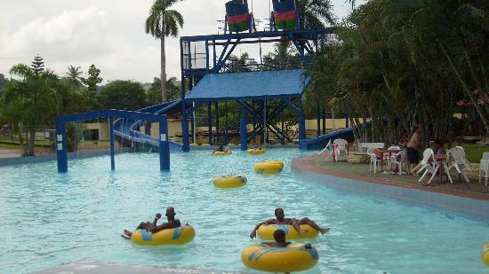 Las Cumbres Hotel and Water Park: On-stie Water Park