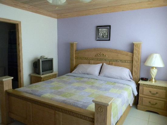 Sapphire Garden Townhouses: Master bedroom