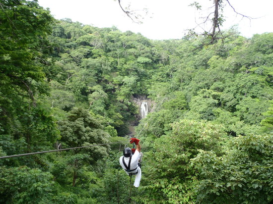 Witch's Rock Canopy Tour