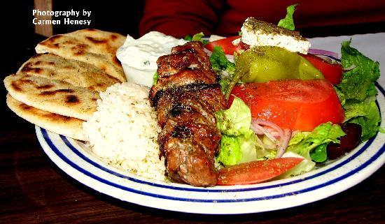 Vasili's Greek Food & Barbque