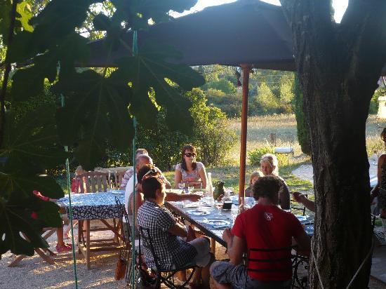 La Flor Azul: de gezellige avonden samen met de andere gasten
