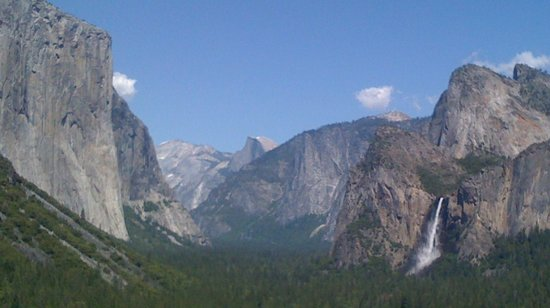 Discover Lake Tahoe - Scenic Bus Tours: Tunnel View