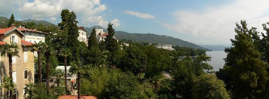 سمارت سيليكشن هوتل بريستول: View from our balkony