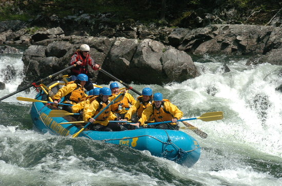 Interior Whitewater Expeditions - Day Tours