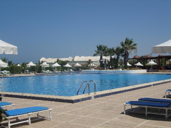 Hasdrubal Thalassa & Spa Djerba: piscine