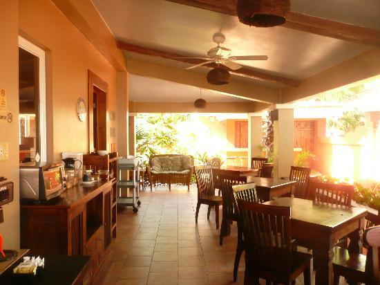 Casa Islena Inn: Dining area