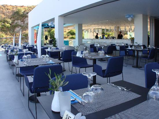 TesoroBlu Hotel & Spa: Tesoro Blu Piacere Restaurant