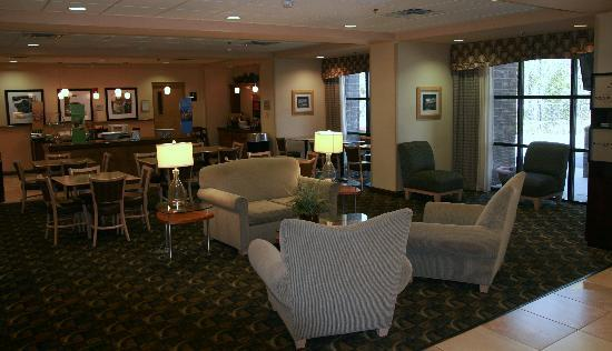 Hampton Inn Birmingham I-65/Lakeshore Drive: Lobby