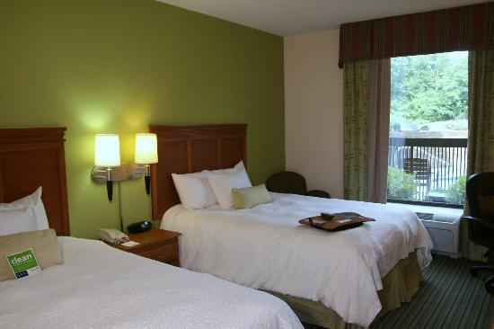 Hampton Inn Birmingham I-65/Lakeshore Drive: Queen Room