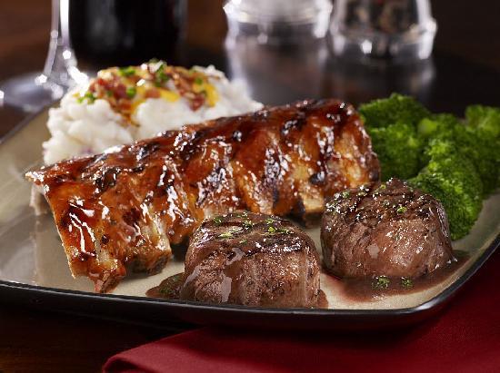 Tony Roma S Ribs Seafood Amp Steaks San Antonio Downtown Restaurant Reviews