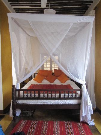 Kholle House: bedroom in prestige suite