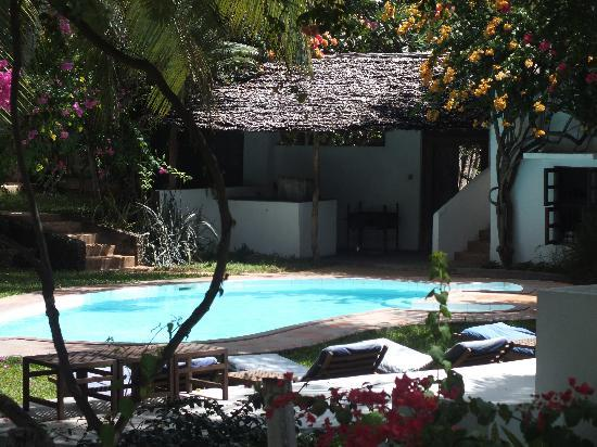 Kijani Hotel : one of the pools