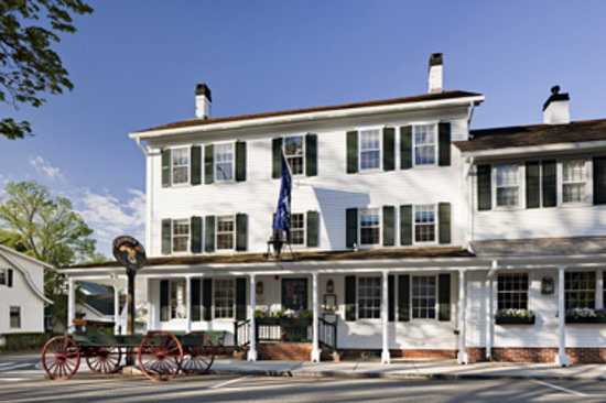 Griswold Inn ~ Dining: The Griswold Inn