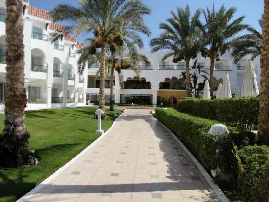 Baron Palms Resort Sharm El Sheikh: Grounds