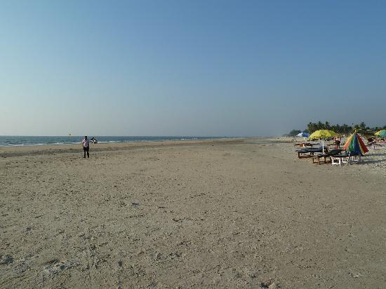 Dona Sa Maria: Local tranquil beach