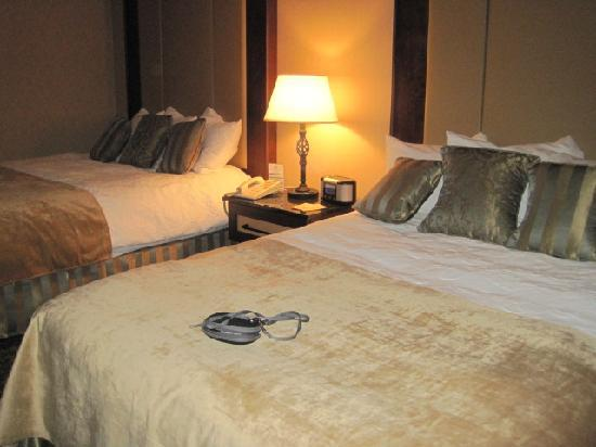 Heritage Hills Golf Resort & Conference Center: Double Queen bed