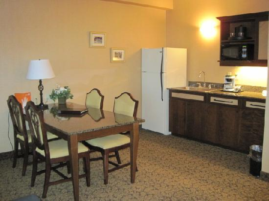 Heritage Hills Golf Resort & Conference Center: Business Suite-Dining rm
