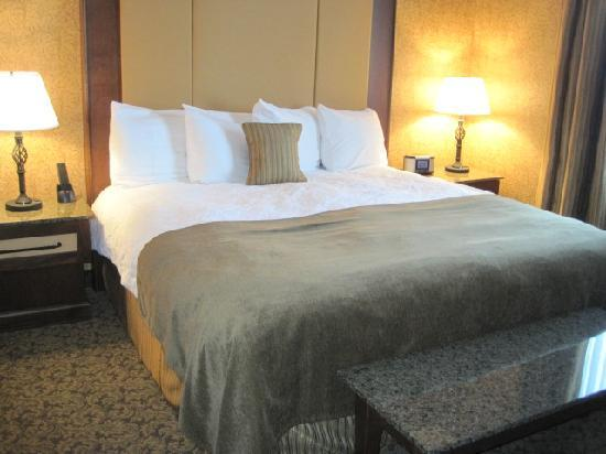 Heritage Hills Golf Resort & Conference Center: King Bed