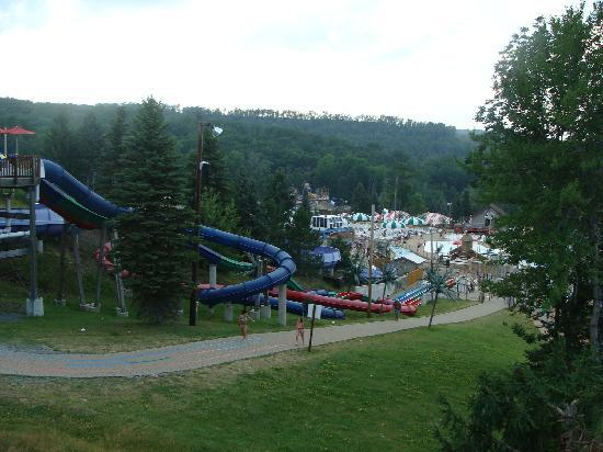 Camelbeach Mountain Waterpark照片