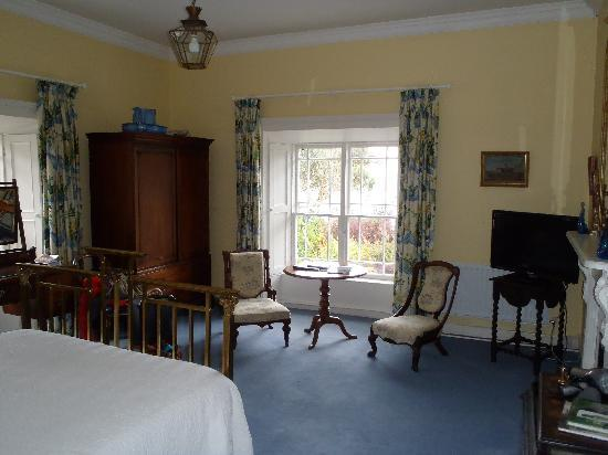 Rosleague Manor Hotel: Room 1