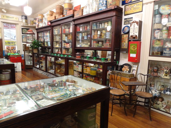 Schimpffs Confectionery: Museum