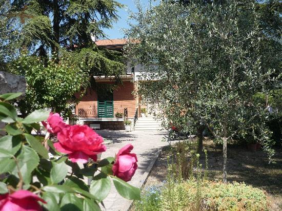 Camere Villa Alessandra: Ingresso- Entrance Villa Alessandra