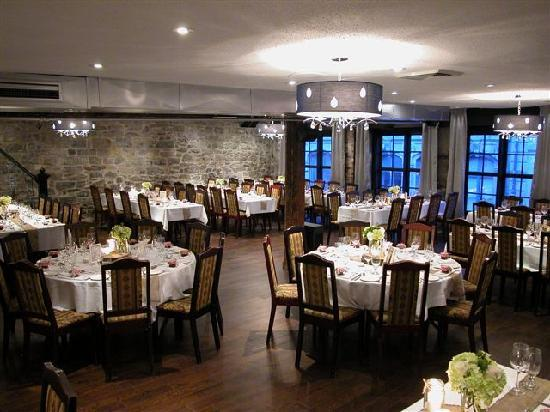Mont royal room picture of vieux port steakhouse montreal tripadvisor - Restaurant vieux port de quebec ...