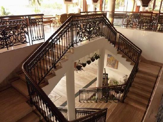 Taj Fort Aguada Resort & Spa, Goa: La réception du Vivanta by Taj Fort Aguada