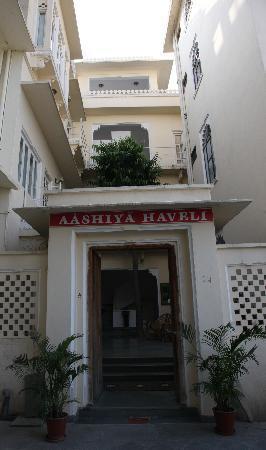 Hotel Aashiya Haveli: Aashiya Haveli Welcome!