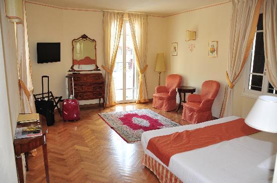 La Vittoria Boutique Hotel: Back room