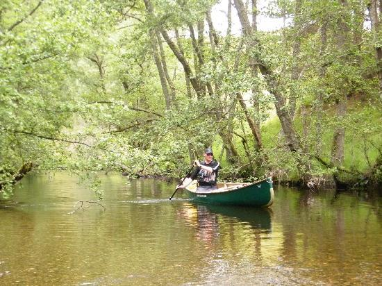 Explore Highland: River Spey Descent canoe expedition